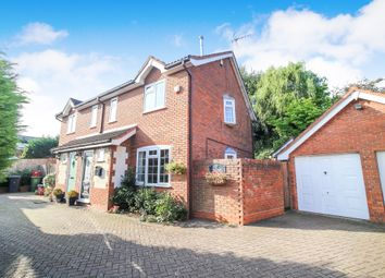 Thumbnail 4 bed semi-detached house for sale in Brutus Drive, Coleshill, Birmingham