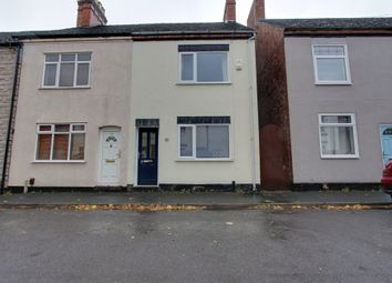 Thumbnail 3 bed end terrace house for sale in East View, Glascote, Tamworth