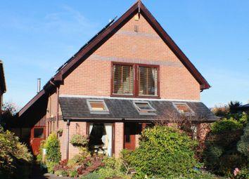 Thumbnail 4 bedroom detached house for sale in Bridge Road, Sarisbury Green, Southampton