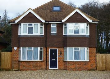 Thumbnail 5 bed detached house to rent in Spurlands End Road, Great Kingshill, High Wycombe