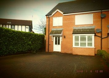 Thumbnail 3 bed property to rent in Sycamore Drive, Ashby De La Zouch