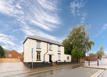 Thumbnail 4 bed detached house for sale in Park Street, Madeley, Telford