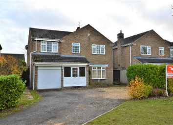 Thumbnail 4 bed detached house to rent in Oak Road, Stamford