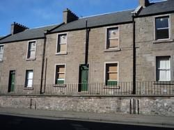 Thumbnail 1 bed flat to rent in 6A Pitfour Street, Dundee