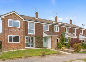 Thumbnail 4 bed end terrace house for sale in Brambling Close, Horsham, West Sussex