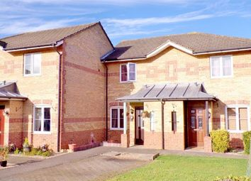 Thumbnail 2 bed terraced house for sale in Marigold Way, Bedford, Bedfordshire
