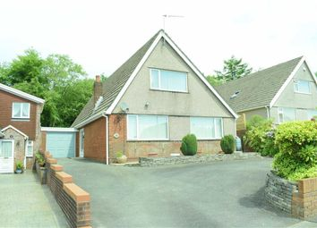 Thumbnail 4 bed detached bungalow for sale in Gabalfa Road, Derwen Fawr, Sketty, Swansea