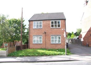 Thumbnail 1 bedroom flat for sale in Horninglow Road North, Horninglow, Burton-On-Trent