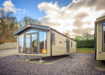 Thumbnail 2 bed lodge for sale in Gorse Hill Caravan And Lodge Park, Trefriw Road, Conwy