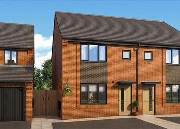 Thumbnail 3 bed semi-detached house to rent in Laskill, Yew Gardens, Edlington, Doncaster, 1 Ej