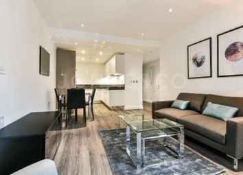 Thumbnail 1 bed flat to rent in Canter Way, London