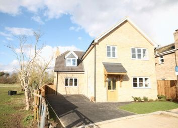 Thumbnail 4 bed detached house for sale in Freeborn Close, Kidlington