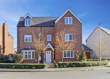 Thumbnail 5 bed detached house for sale in Dean Forest Way, Broughton Village, Milton Keynes, Bucks