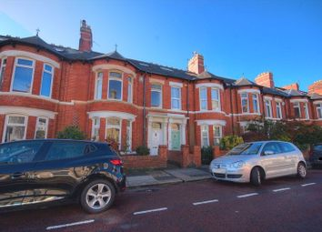 Thumbnail 5 bed terraced house for sale in Devonshire Place, Jesmond, Newcastle Upon Tyne