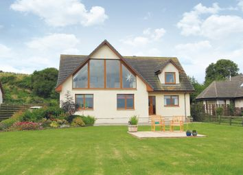 Thumbnail 4 bed detached house for sale in An Teallach, Newhall Point, Balblair, Dingwall