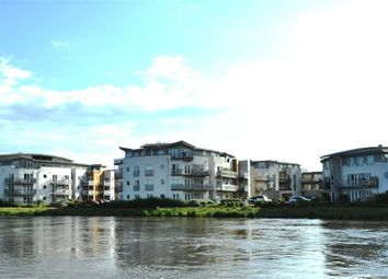 Thumbnail 2 bed flat to rent in Hydro House, Bridge Wharf, Chertsey, Surrey