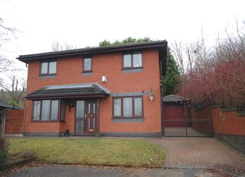 Thumbnail 3 bed detached house for sale in St. Helier Close, Blackburn