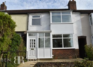 Thumbnail 3 bed terraced house for sale in Coppull Road, Chorley