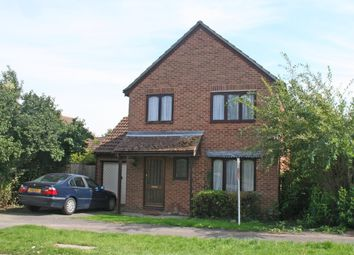 Thumbnail 4 bed detached house to rent in Fogwell Road, Botley, Oxford