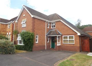 Thumbnail 4 bedroom detached house for sale in Camville, Binley, Coventry