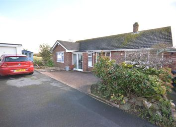 Thumbnail 3 bedroom detached bungalow for sale in Thatcher Drive, Teignmouth, Devon