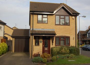 Thumbnail 3 bedroom detached house to rent in Carnegie Gardens, Luton