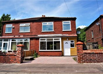 Thumbnail 3 bedroom semi-detached house for sale in Sandhutton Street, Manchester