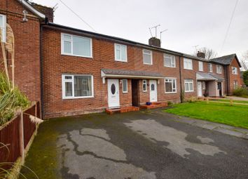 Thumbnail 3 bed terraced house for sale in Romney Close, Little Neston