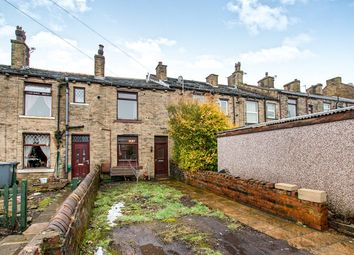 Thumbnail 1 bed terraced house to rent in Garden Field, Wyke, Bradford