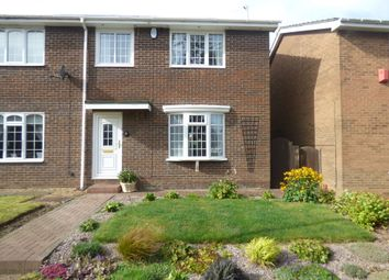 Thumbnail 3 bed terraced house for sale in Chester Grove, Blyth