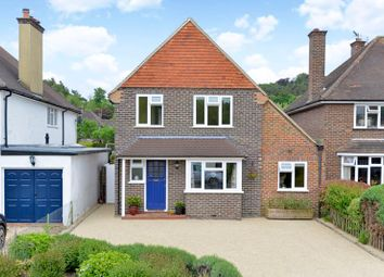 Thumbnail 5 bed detached house to rent in New Road, Wonersh, Guildford