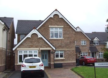 Thumbnail 3 bed detached house to rent in 2 Cloisters Walk, Baglan Moors, Port Talbot