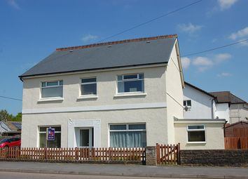 Thumbnail 3 bed detached house for sale in Ammanford Road, Llandybie, Ammanford