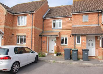 Thumbnail 2 bed terraced house to rent in Mizen Way, Gosport