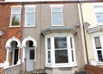 Thumbnail 4 bed terraced house to rent in Welholme Road, Grimsby