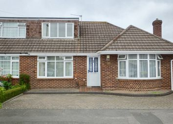 Thumbnail 4 bed semi-detached bungalow for sale in Ashby Road, Southampton