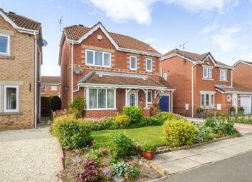 Thumbnail 3 bed detached house for sale in Bridgegate Drive, Hull, East Riding Of Yorkshire