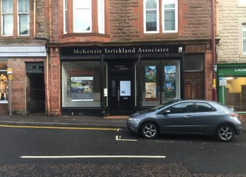 Thumbnail Retail premises for sale in 21 Comrie Street, Crieff