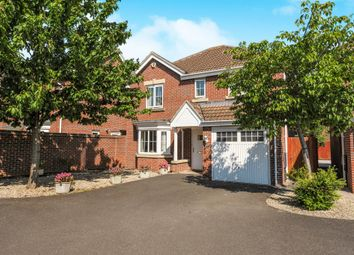 Thumbnail 4 bed detached house for sale in Chartist Rise, Monmouth