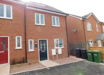 Thumbnail 4 bed terraced house to rent in Eleanor Harrison Drive, Cookley, Kidderminster