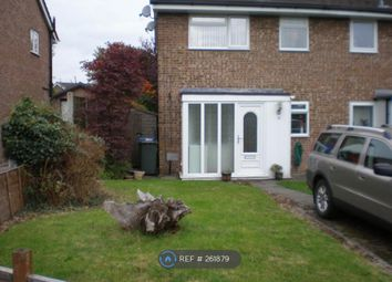 Thumbnail 1 bed semi-detached house to rent in Harperley, Chorley