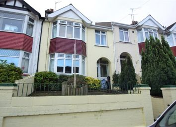 Thumbnail 4 bed terraced house to rent in Clifton Grove, Paignton, Devon