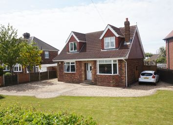 Thumbnail 4 bed detached house for sale in Grimsby Road, Scartho, Grimsby