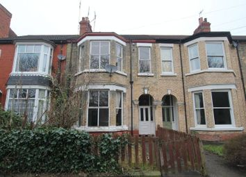 Thumbnail 4 bed terraced house for sale in Sunny Bank, Hull