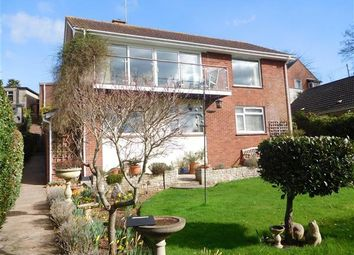 Thumbnail 4 bed detached house for sale in Sir Alex Walk, Topsham, Exeter