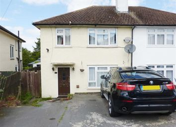 Thumbnail 3 bed semi-detached house for sale in Sullivan Way, Elstree, Herts
