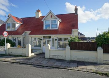 Thumbnail 3 bed semi-detached house for sale in South Down Road, Beacon Park, Plymouth
