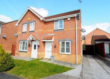 Thumbnail 2 bedroom semi-detached house for sale in Acorn View, Kirkby-In-Ashfield, Nottinghamshire