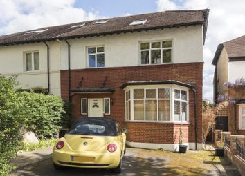Thumbnail 3 bed flat for sale in Heathfield Road, London