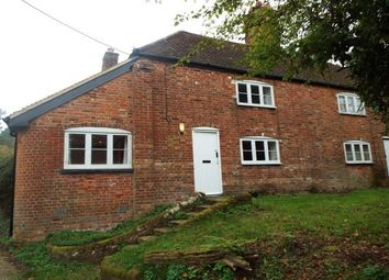 Thumbnail 3 bed cottage to rent in Ampfield Hill, Ampfield, Romsey